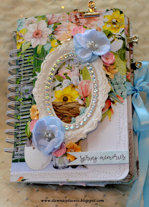 Spring Memories Journal