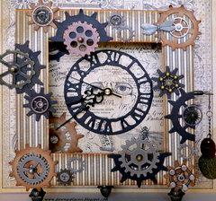 Old Curiosity Shoppe Clock