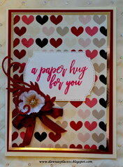 A Paper Hug for You