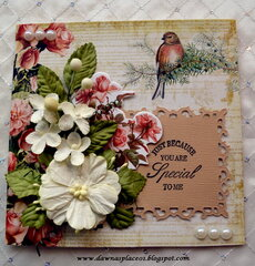 Someone Special Friendship Card