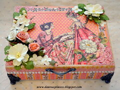 Cigar Box Swap for Peggy