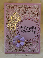 Sympathy & Friendship Card
