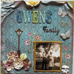 Owens Family