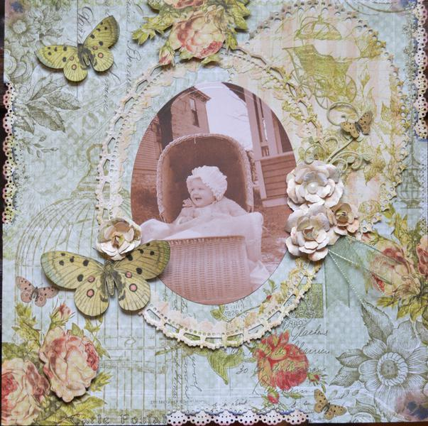 Baby Buggy 1926