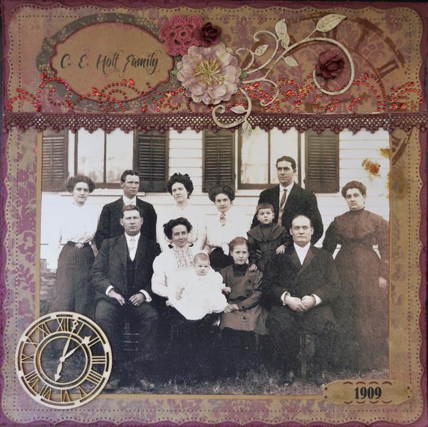 Holt Family 1909