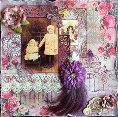 Mom & MattyVee - 1927