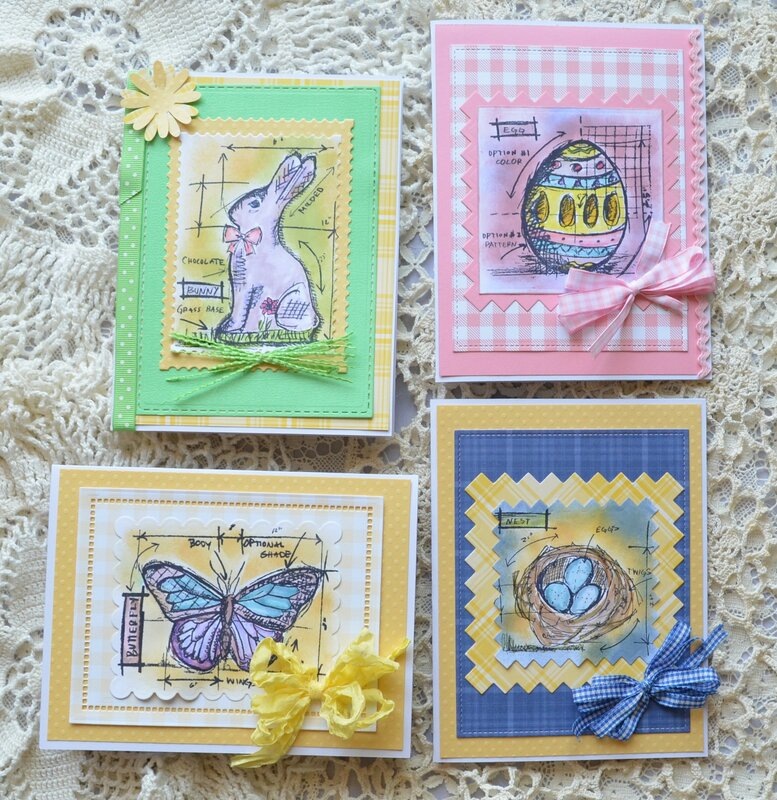 Easter/Spring Cards Group #2