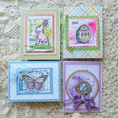 Spring/Easter Cards - Group #1
