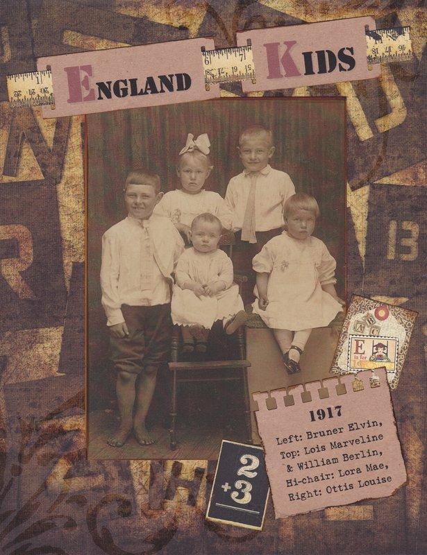 England Kids