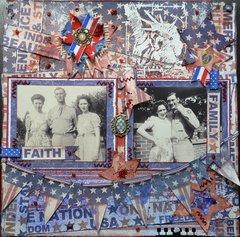 Faith, Family & Freedom