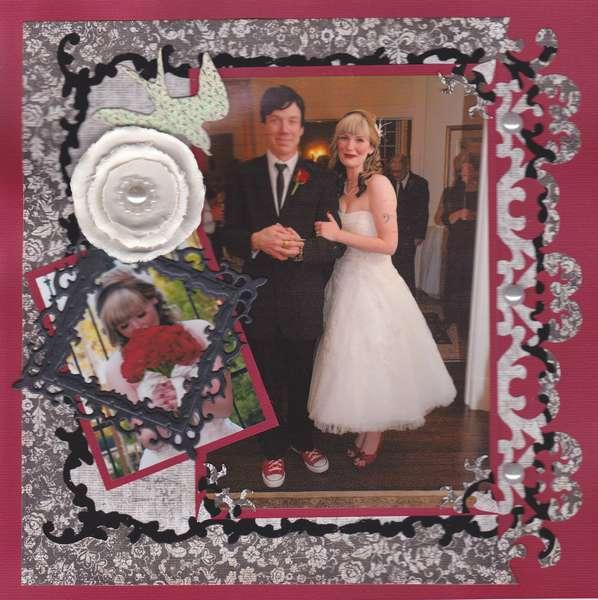 Granddaughter's Wedding