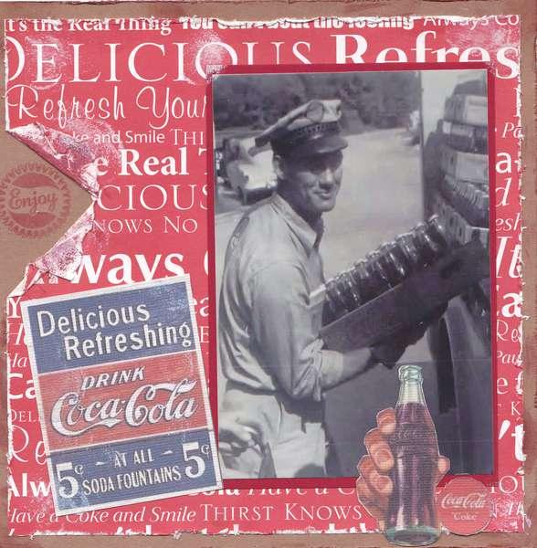 Dad - Coca Cola Delivery
