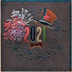 NYE 2021 Cards