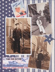 Otis Payne Coast Guard - Front