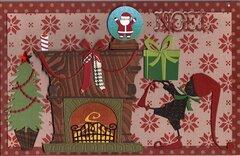 Large Christmas Cards - Noel