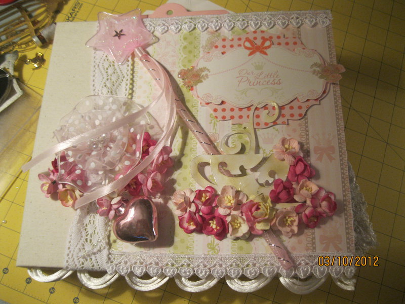 Princess Mini Book