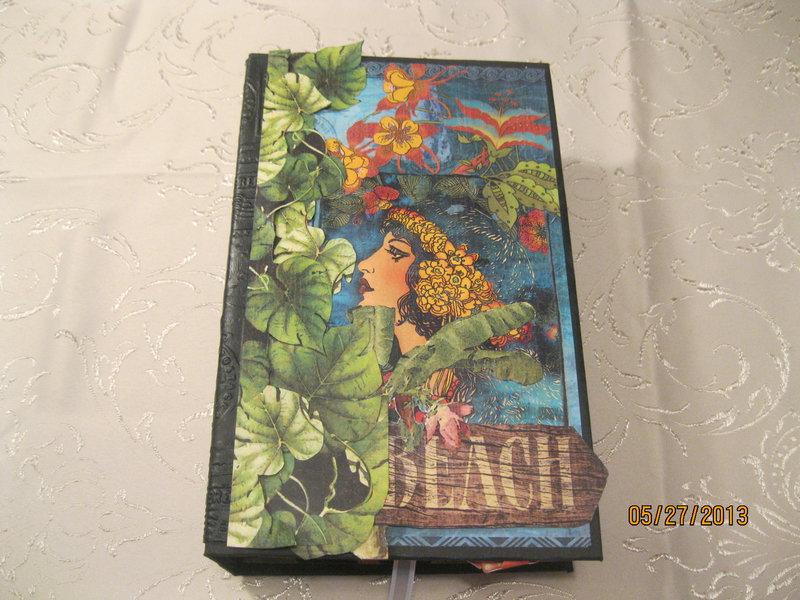Tropical Mini Album