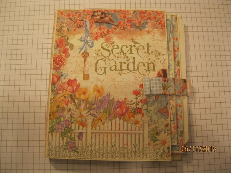 Secret Garden Wallet Mini Album