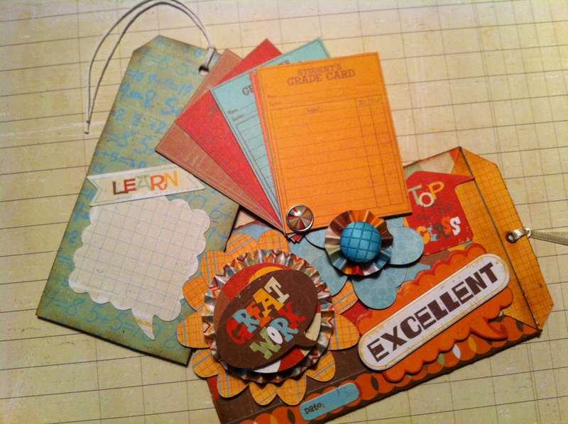 Back To School Envelope