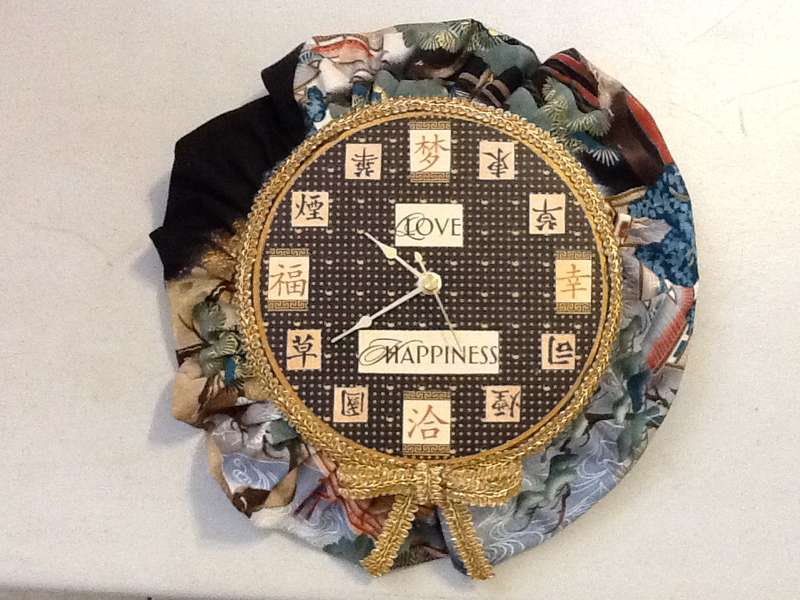Altered Clock for Martica's Swap