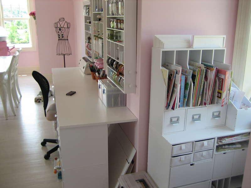 Storage and Idea Books