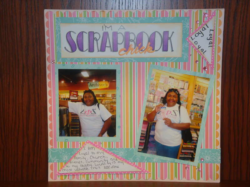 Loyal Scrapbooker