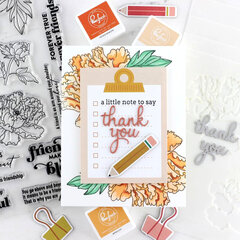 A Little Note to Say Thank You