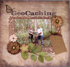 Geocaching Page