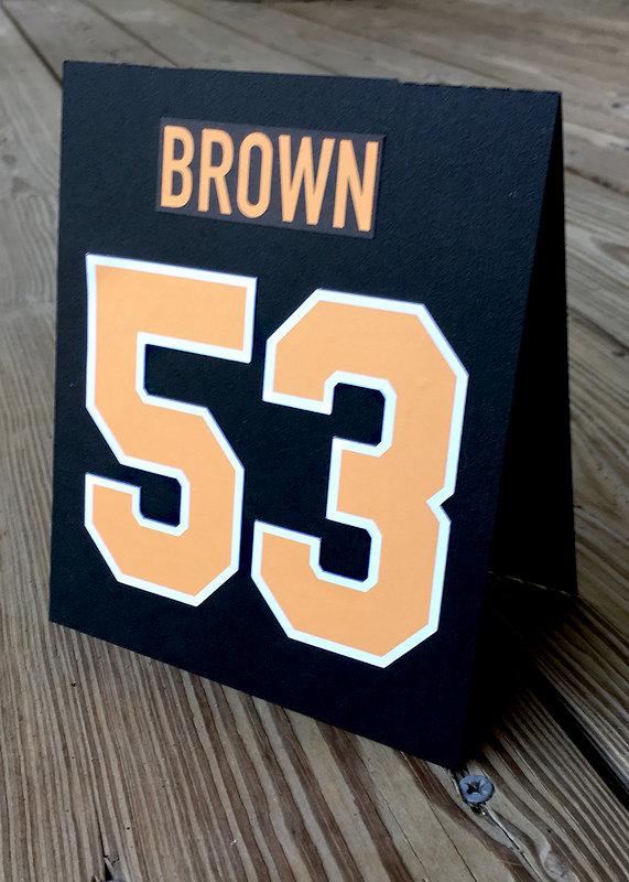 Pittsburgh Penguins Card back