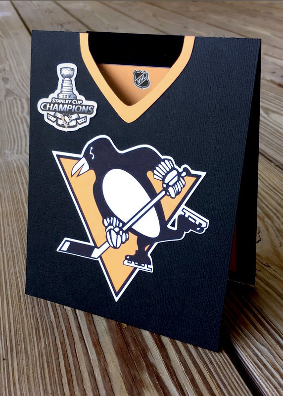 Pittsburgh Penguins Card