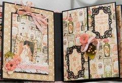 Graphic-45-Portrait-Of-A-Lady-Handmade-Scrapbook-Mini-Photo-Album-by-Terry     Graphic-45-Portrait-Of-A-Lady-Handmade-Scrapbook-