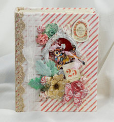 Prima Sweet Peppermint Mini photo album