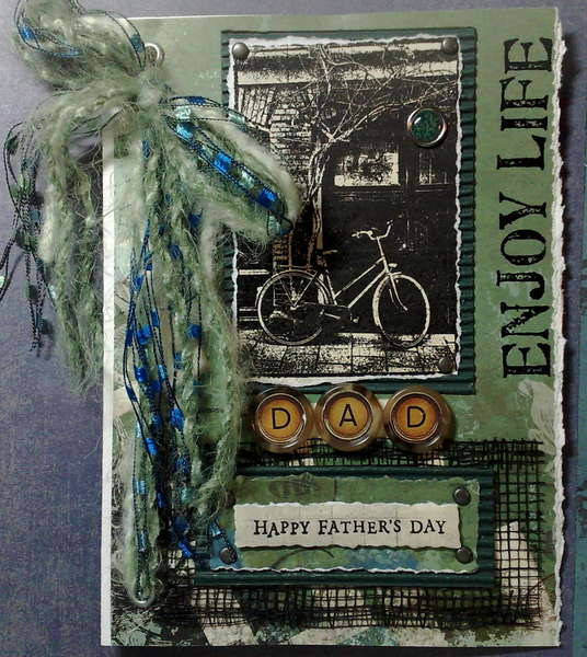 Enjoy Life - Happy Father's Day, Dad