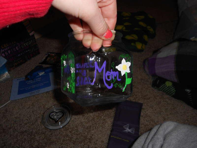Jar for Mom