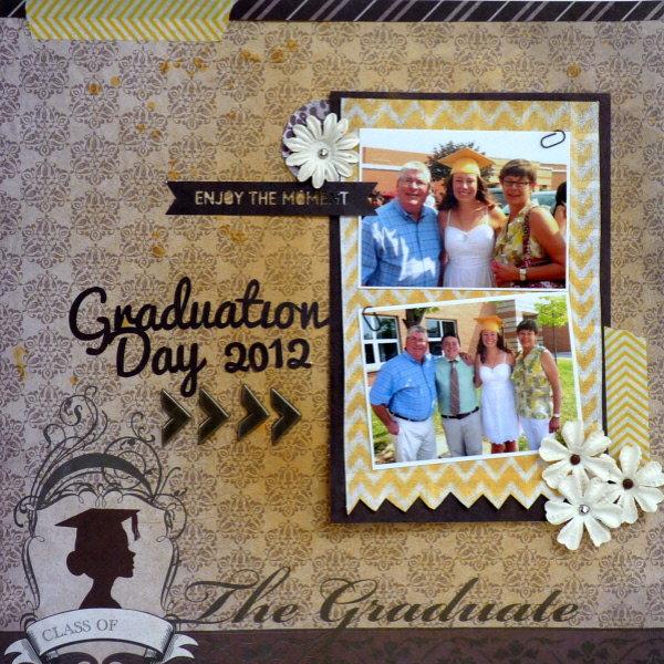 Graduation Day **MOXXIE**