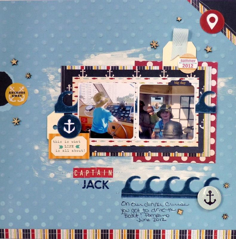 Captain Jack **CORE'DINATIONS**