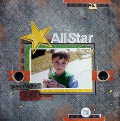 All Star **MOXXIE**
