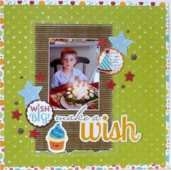 Make a Wish **Core'dinations**