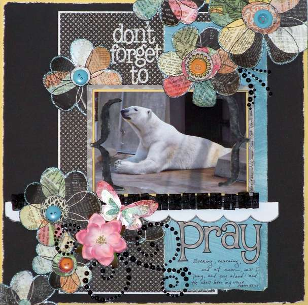 don't forget to pray for Birds of a Feather Kits
