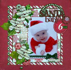 Santa Baby for Birds of a Feather Kits