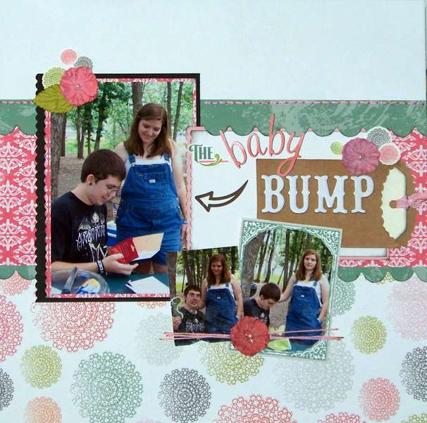 the Baby Bump BIRDS OF A FEATHER KIT CO.
