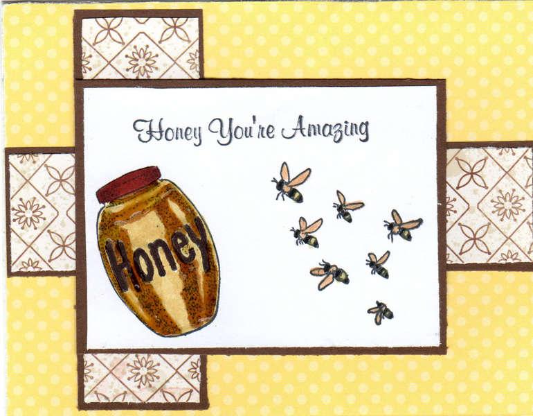 Honey You're Amazing