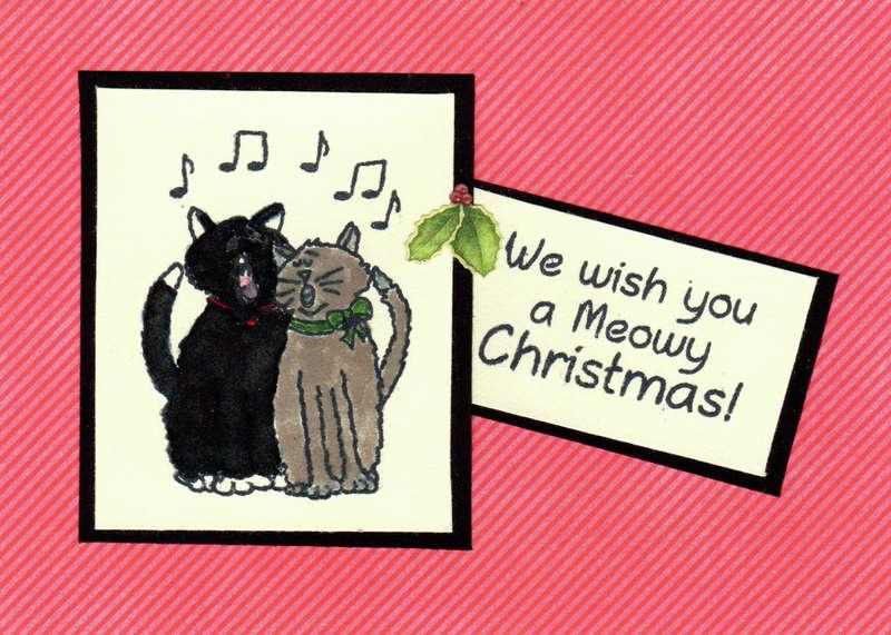Wish You a Meowy Christmas
