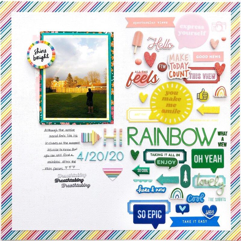 Hi Rainbow