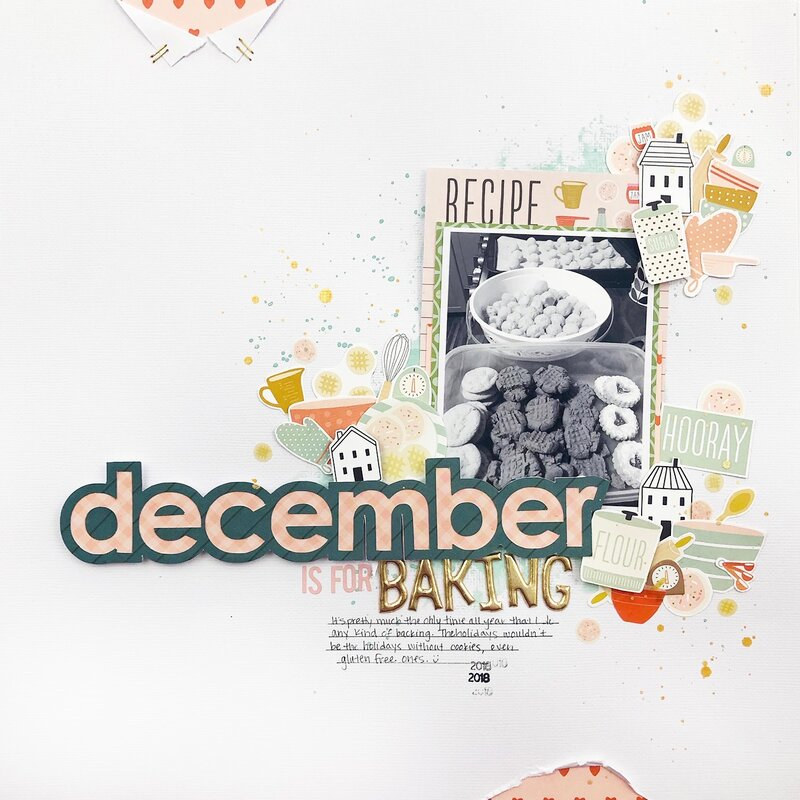 December is for Baking