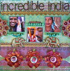 Incredible India - **Scraps of Darkness**