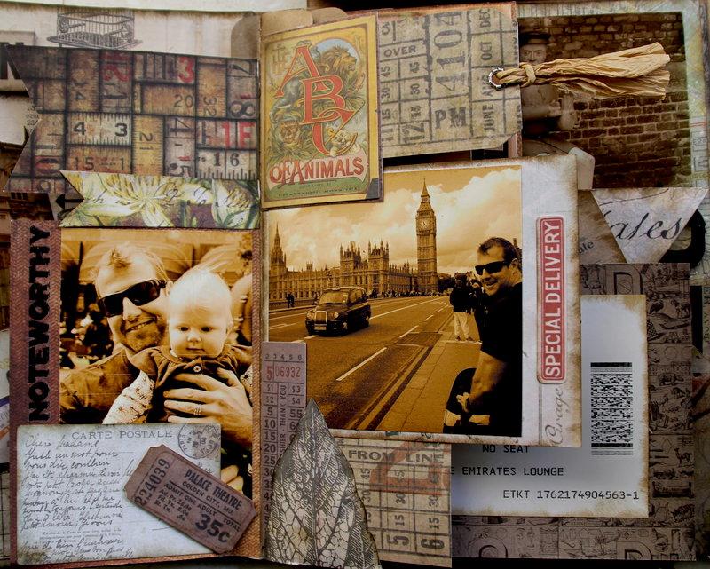Tim Holtz Collection Folio