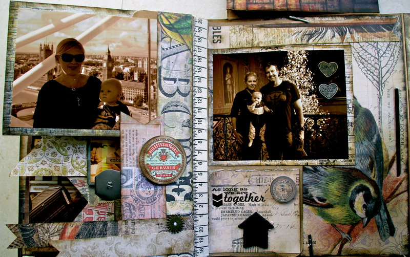 Tim Holtz Collection Folio