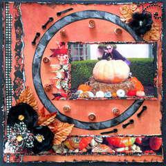 A Whole Lot O' Pumpkin - **Scraps of Darkness**