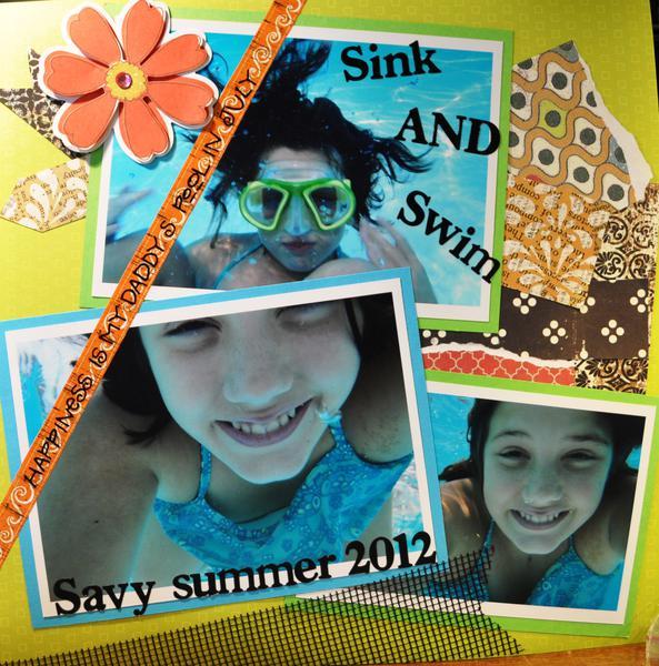Sink & Swim